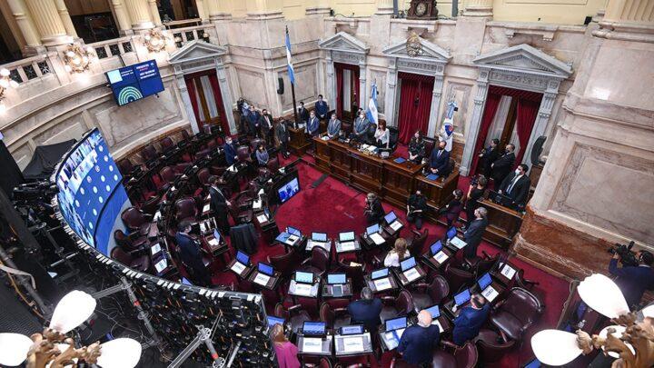 Comenzó a las 17.04El Senado comenzó a debatir la reforma al impuesto a las Ganancias