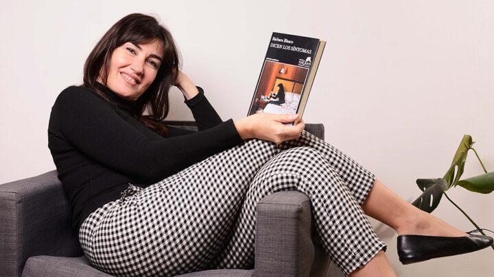 Bárbara Blasco:«La literatura es un arte perfectamente inútil y necesario»