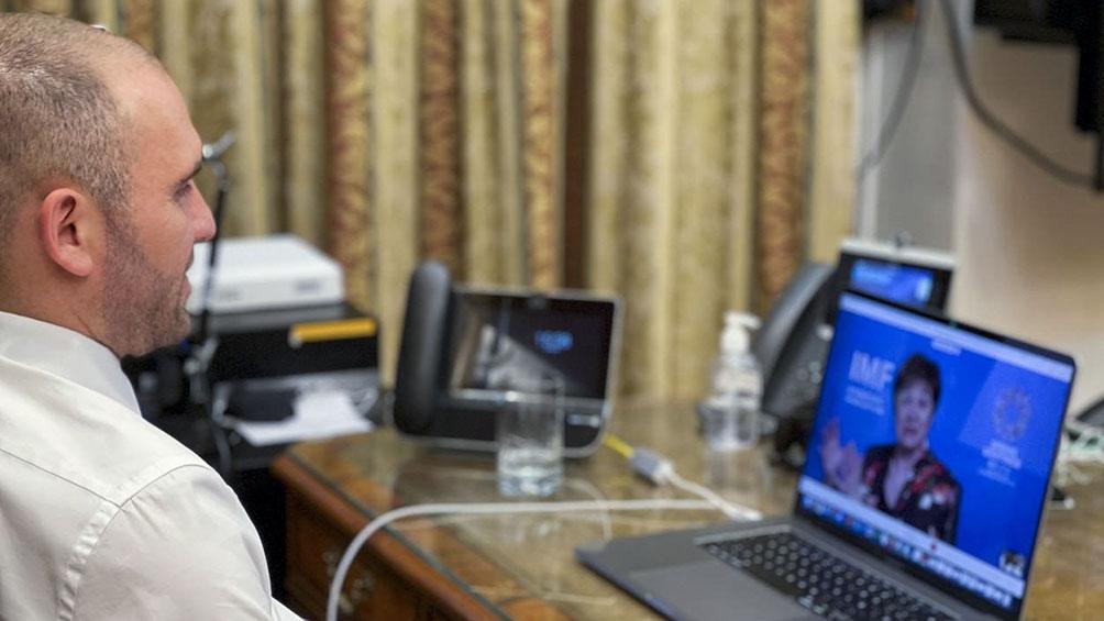 Cuatro países durante seis díasGuzmán comienza su gira por Europa en busca de un nuevo acuerdo con el FMI