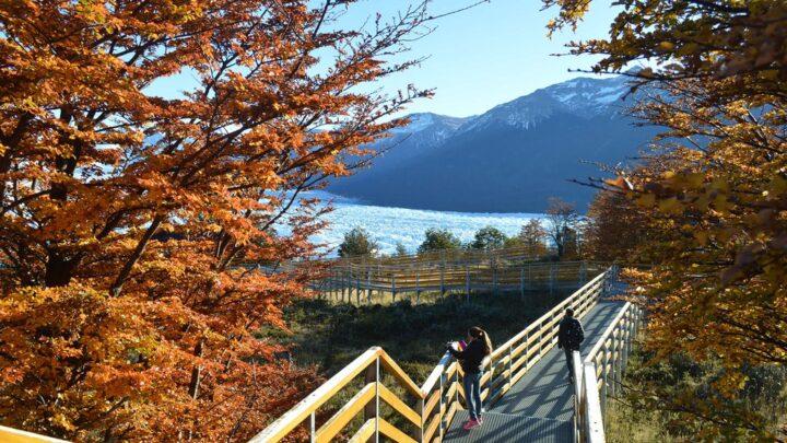 Otoño en El Calafate: La ciudad que despierta todos los sentidos en la Patagonia
