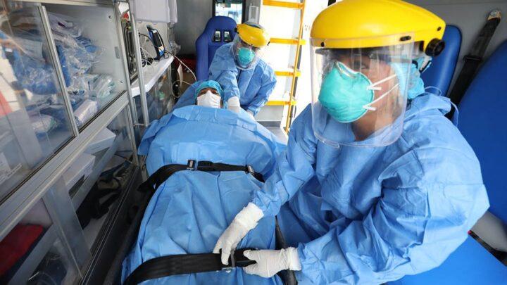 LimaRécord de muertes diarias por coronavirus en Perú, a pocos días de las elecciones