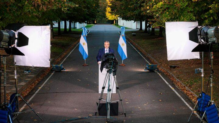 CoronavirusAlberto Fernández: «Argentina entró en la segunda ola de contagios»