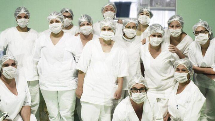 CoronavirusLa Anmat aprobó el primer hisopo nasofaríngeo de producción 100% nacional