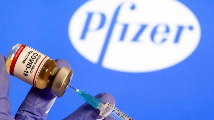 CoronavirusLa eficacia de la vacuna Pfizer supera el 95%, pero decae si se recibe solo una dosis