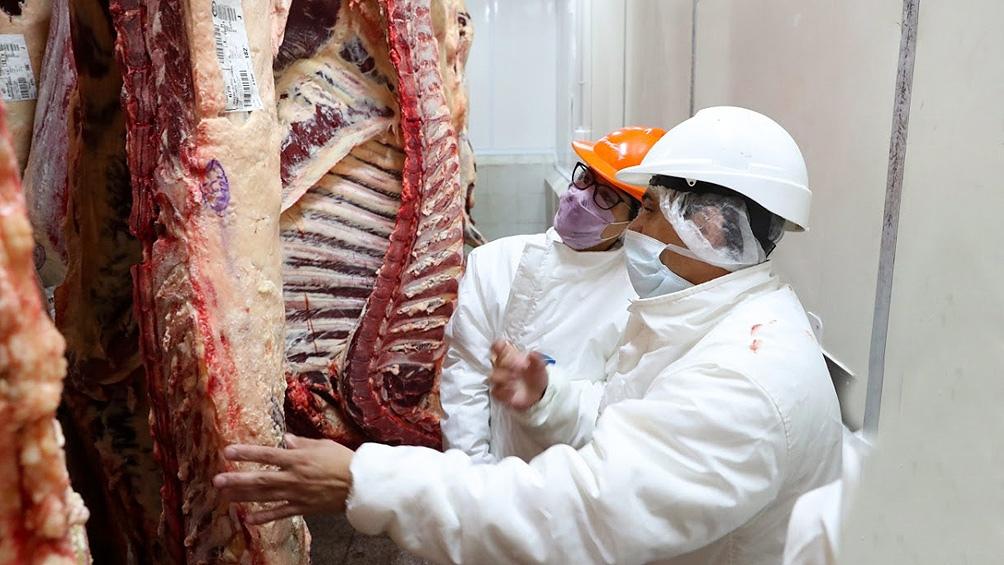 MercadoOficializan la ampliación de exportaciones de carne de vaca conserva a China