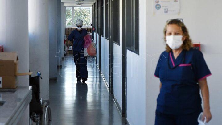 Por condiciones de trabajo indigenasPiden informes a Larreta por la renuncia de 50 enfermeras y enfermeros del hospital Durand