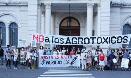 Iniciativa Popular para declarar la Emergencia Ambiental por agroquímicosEntre Ríos deberá tratar la iniciativa popular por agroquímicos