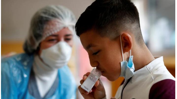 CoronavirusPor qué los niños tienen menos síntomas graves de COVID-19