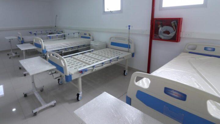 Continúa el descenso de casos de Covid-19: El Hospital de Santa Teresita ya no tiene pacientes internados