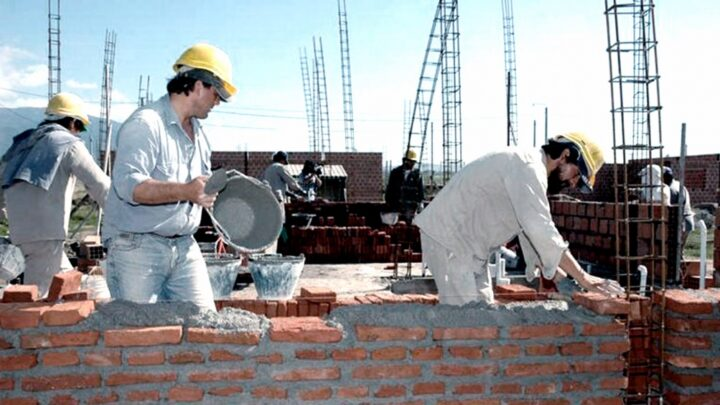 Ampliación de derechosReabren la línea «Créditos Casa Propia» para la construcción de viviendas