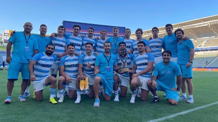 Del SEVEN a los PumasCuatro medallistas de bronce en Tokio, en la lista para el Rugby Championship