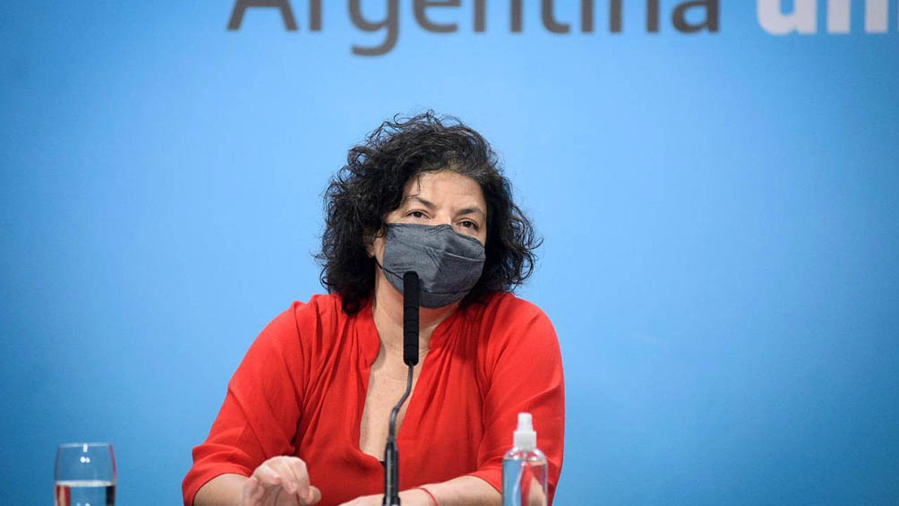 CoronavirusExpertos de la OMS invitaron a la Argentina a presentar un estudio de efectividad de Sinopharm