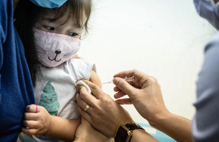 CoronavirusMás de 100.000 niños y niñas de 3 a 11 años fueron vacunados con primeras dosis