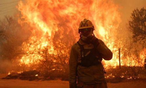 Incendios: en tres décadas se quemó el 58% del área serrana de CórdobaSe quemó casi el 60% de los bosques de Córdoba en 31 años