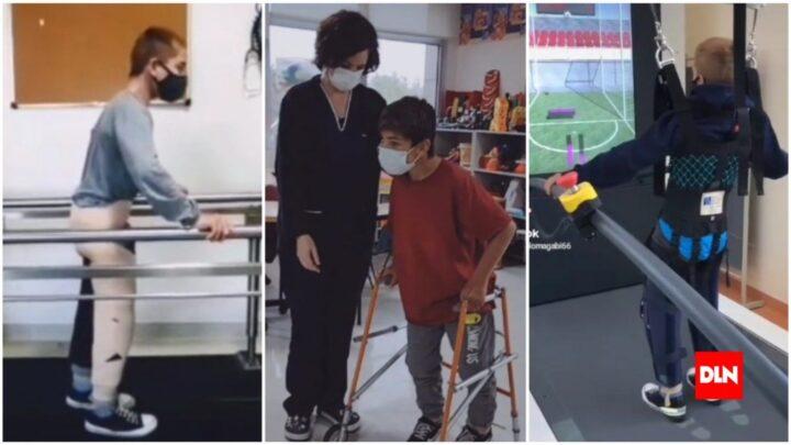 BrandsenJuntan fondos para ayudar a Gabi, el nene con parálisis cerebral