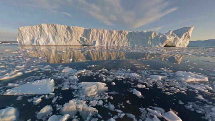 Unos 8.000 millones de toneladas cada díaDerretimiento «masivo» de la capa de hielo en Groenlandia, por una ola de calor