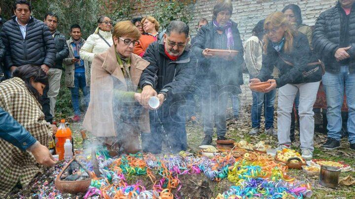 Cada 1 de AgostoCon rituales ancestrales y profunda fe, los jujeños celebraron el Día de la Pachamama