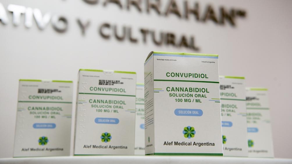 Desde el Ministerio de SaludHicieron la primera entrega de cannabis medicinal a pacientes del Hospital Garrahan