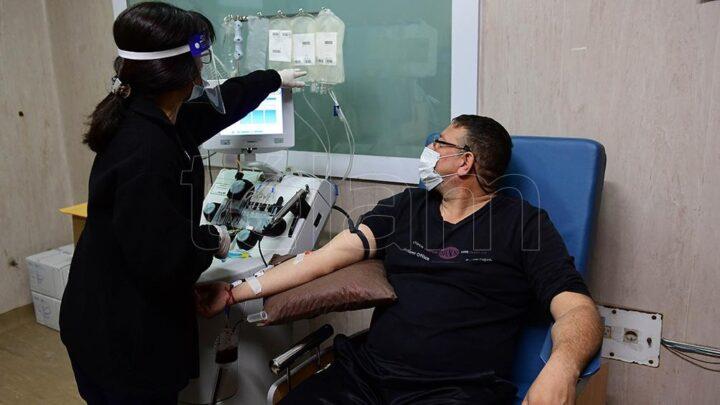 Hospital PosadasPor primera vez en 18 meses no hay pacientes con Covid-19 en terapia intensiva