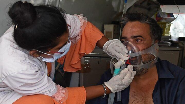 CoronavirusIndia alcanzó un récord con más de 25 millones de vacunas administradas en un día