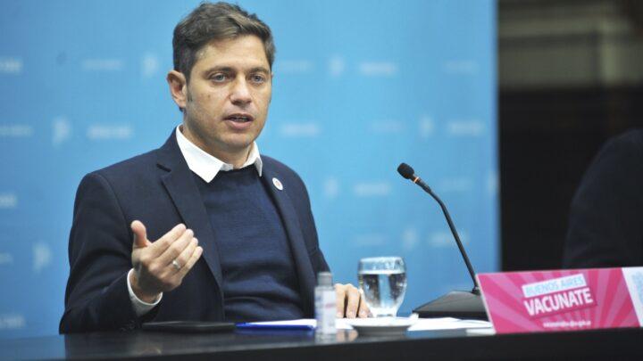 En La PlataKicillof tomará juramento este martes a los nuevos ministros bonaerenses