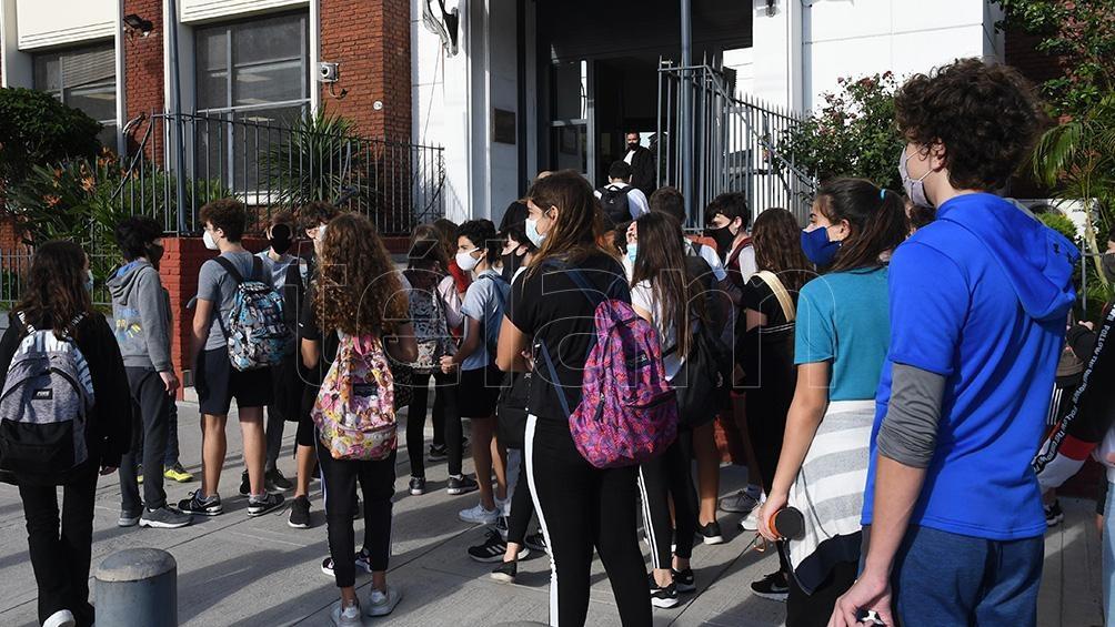Ya suman 61Confirmaron 18 nuevos casos en el colegio ORT de Belgrano