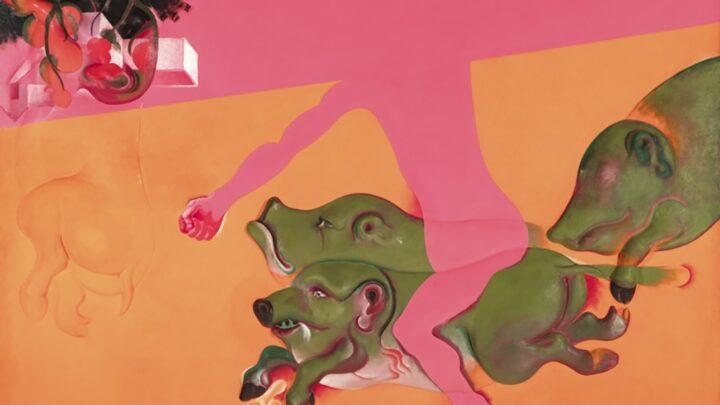 ArteMalba adquirió la obra «Cabalgata» de los años 60, de Juan Carlos Distéfano
