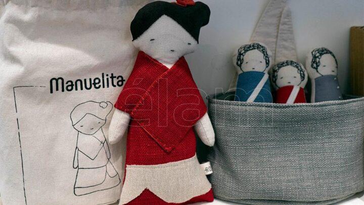 Las tiendas de los museos:De la muñeca de Manuelita de Rosas a la taza de León Ferrari