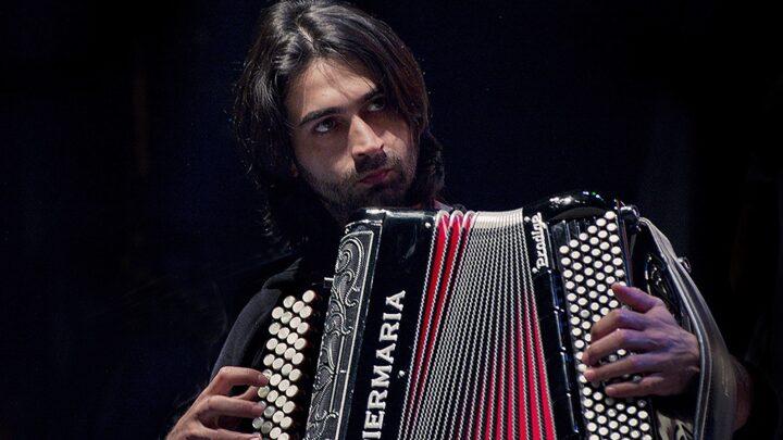 AgendaEl acordeonista Lucas Monzón abrirá este jueves el ciclo «Litorales» en el CCK