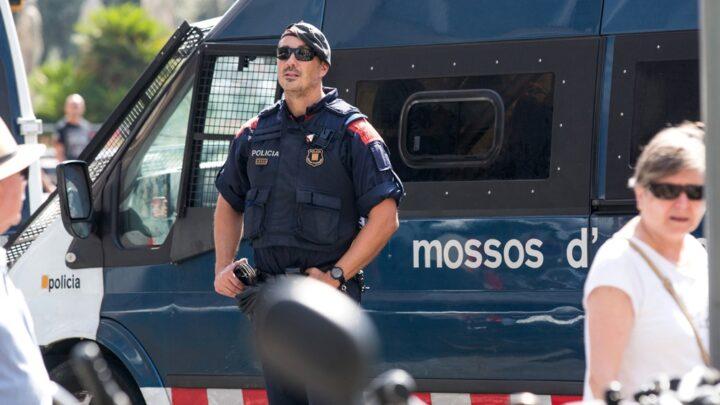 PolicialEncuentran muerto en Barcelona al argentino buscado por el crimen de su hijo de dos años en un hotel