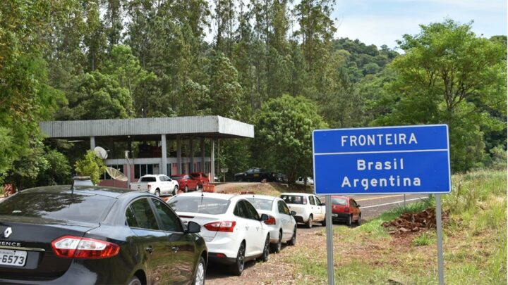 A partir del 1° de octubreEl Gobierno anunció la apertura «gradual y cuidada» de las fronteras