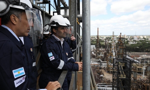 Energía crea un organismo para puentear a Cabandié y destrabar inversiones petrolerasPuentean a Ambiente para aprobar inversiones petroleras