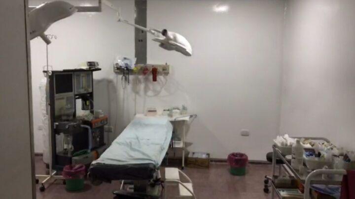 Magdalena:Se inauguró el nuevo quirófano del Hospital Municipal