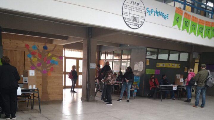 EleccionesPese a la pandemia, hubo un 67% de participación de votantes en las PASO