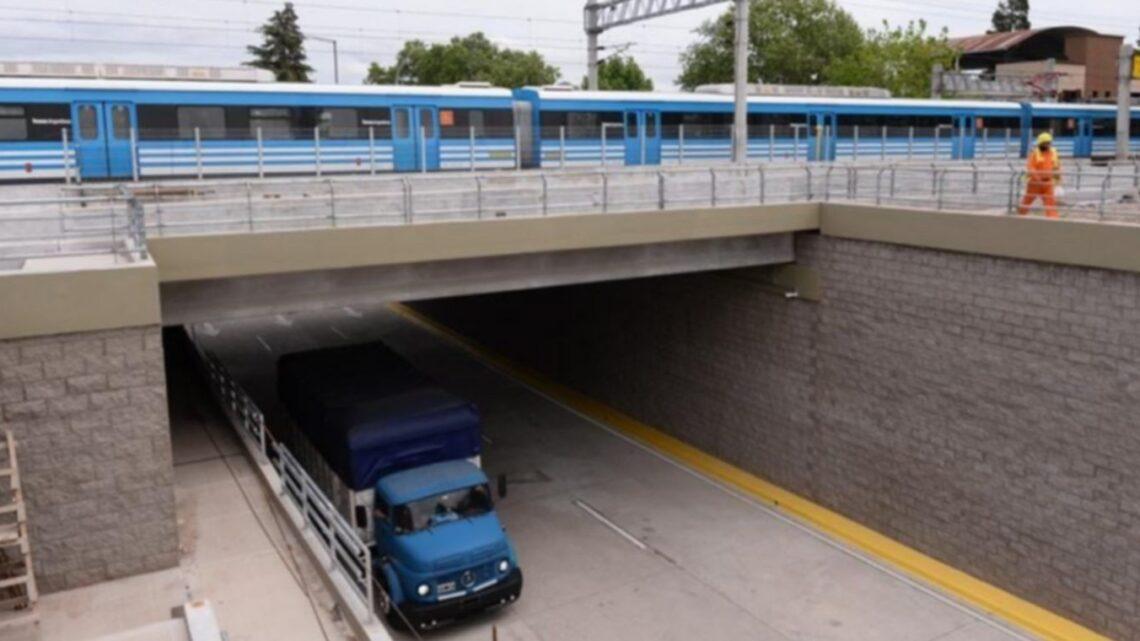 San VicenteComenzó la obra de realización del bajo a nivel en la estación de trenes de Alejandro Korn