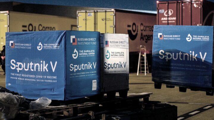Campaña de VacunaciónLlegaron 500 mil dosis del segundo componente de Sputnik V desde Rusia
