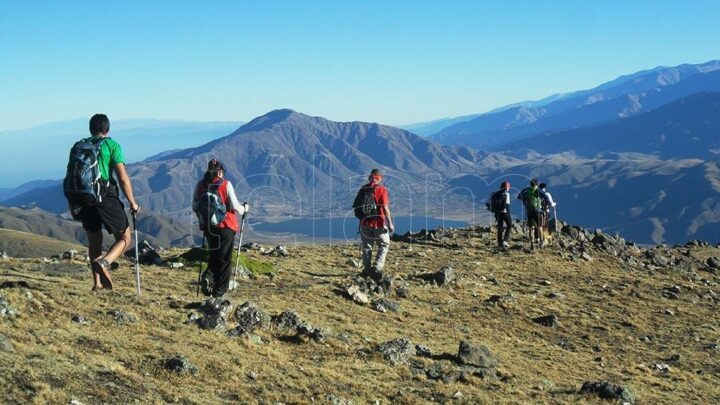 TucamánEn Tafi del Valle el senderismo recorre las bellezas naturales y vincula con la cultura