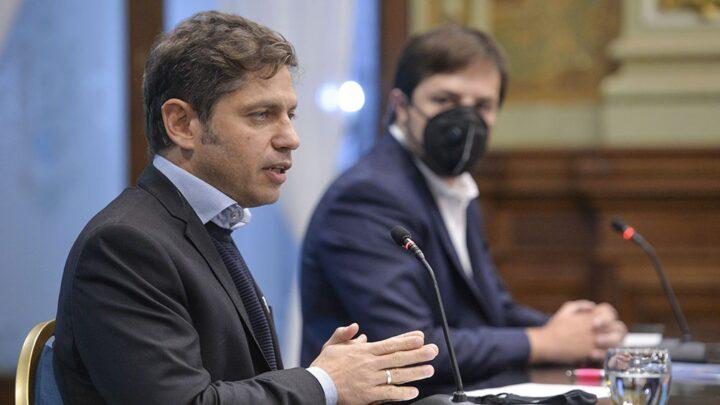 Provincia de Buenos AiresKicillof: «Saliendo de la pandemia, tenemos un futuro inmenso por delante»