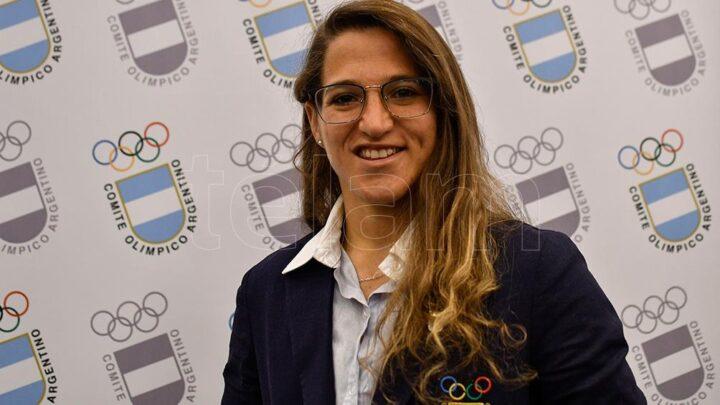 Juegos OlímpicosPareto: «A los atletas nos gusta trabajar en equipo»