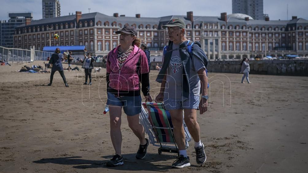 RécordLos municipios costeros bonaerenses resaltaron el balance positivo del turismo en el fin de semana largo