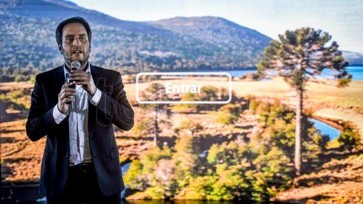 InnovaciónAmbiente presentó una plataforma 360 y una aplicación de Parques Nacionales