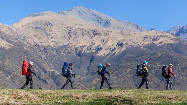 Temporada de primavera La naturaleza y la historia se entrecruzan en el Parque Nacional Aconquija, en Tucumán
