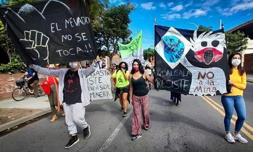 Andalgalá: denuncian al extractivismo minero ante las Naciones UnidasEl caso de la minería en Andalgalá llega a la ONU