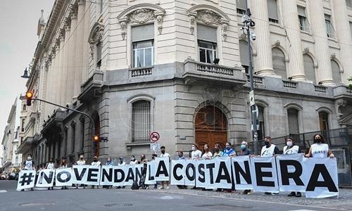La Justicia confirmó que es inconstitucional la venta de Costa SalgueroReves judicial para la venta de Costa Salguero
